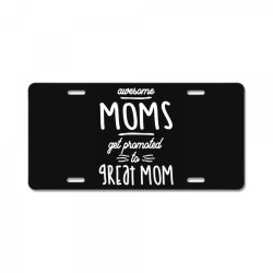 Gift for 1st Time Great Mom | Awesome Moms License Plate | Artistshot