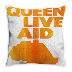 king of queen Throw Pillow | Artistshot