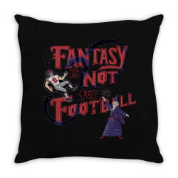 fantasy football Throw Pillow | Artistshot