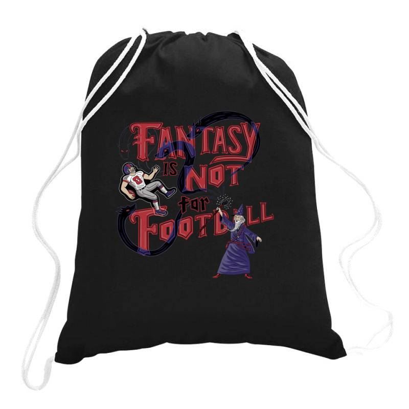 Fantasy Football Drawstring Bags | Artistshot