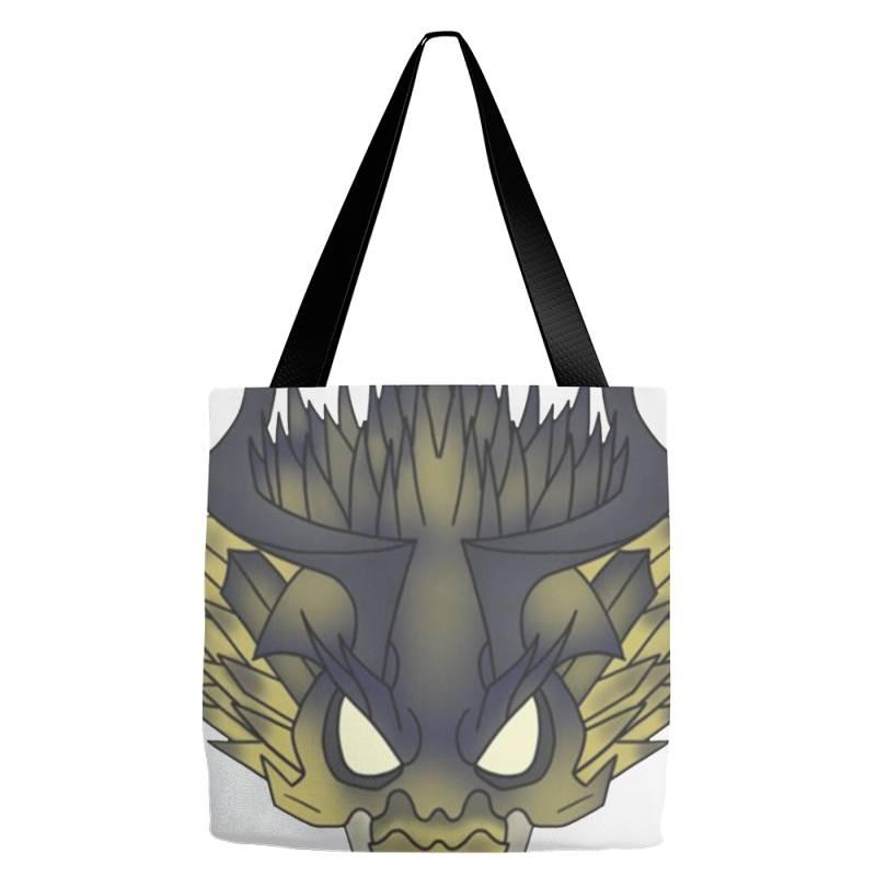 Behemoth Monster Tote Bags | Artistshot