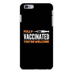 vaccinated 2021 iPhone 6 Plus/6s Plus Case | Artistshot