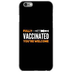 vaccinated 2021 iPhone 6/6s Case | Artistshot