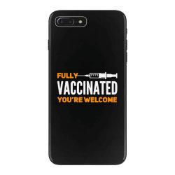 vaccinated 2021 iPhone 7 Plus Case | Artistshot