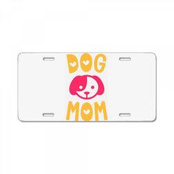 Dog Mom License Plate | Artistshot