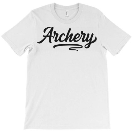 Archery T-shirt Designed By Ombredreams