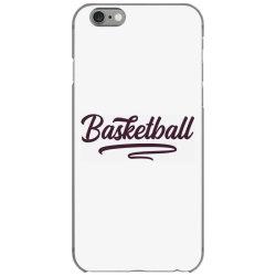 Basketball iPhone 6/6s Case   Artistshot