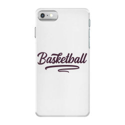 Basketball iPhone 7 Case   Artistshot