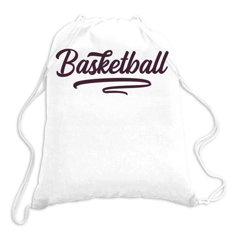 Basketball Drawstring Bags   Artistshot