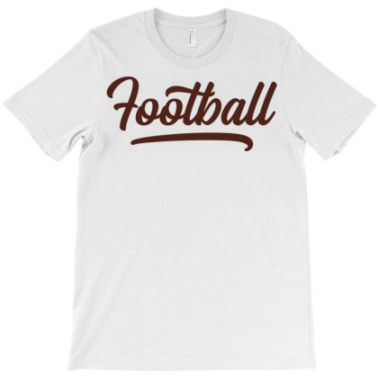 Football T-shirt Designed By Ombredreams
