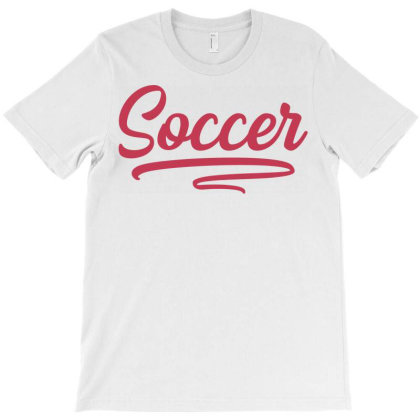 Soccer T-shirt Designed By Ombredreams