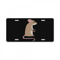 this is a mouse License Plate | Artistshot