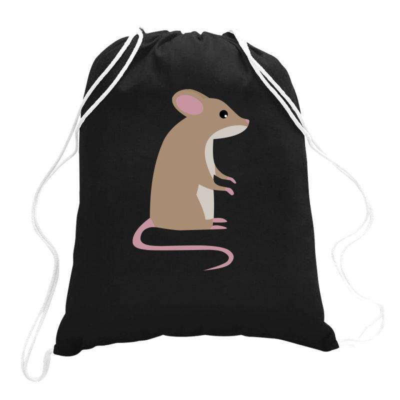 This Is A Mouse Drawstring Bags   Artistshot