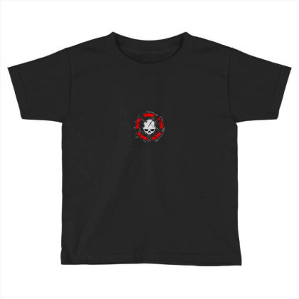 Agent Rouge Division Toddler T-shirt Designed By Dewi Sabrin