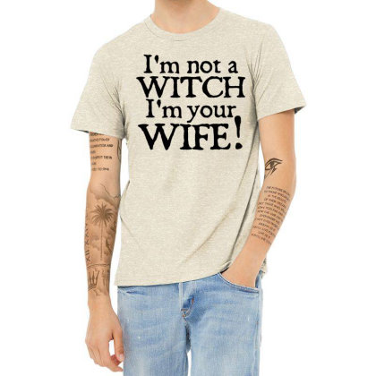 Bride Witch Wife T Shirt Heather T-shirt Designed By Megumi