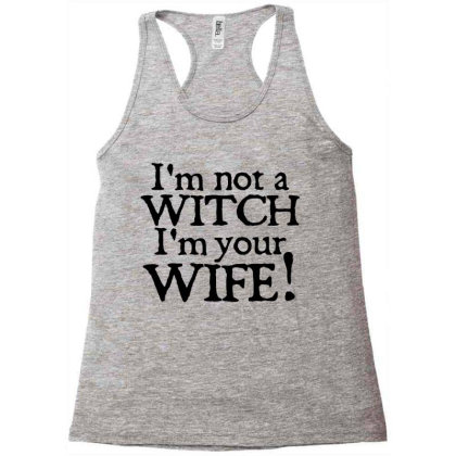 Bride Witch Wife T Shirt Racerback Tank Designed By Megumi