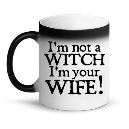 Bride Witch Wife T Shirt Magic Mug Designed By Megumi
