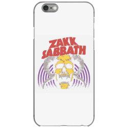 zakk sabbath band iPhone 6/6s Case | Artistshot