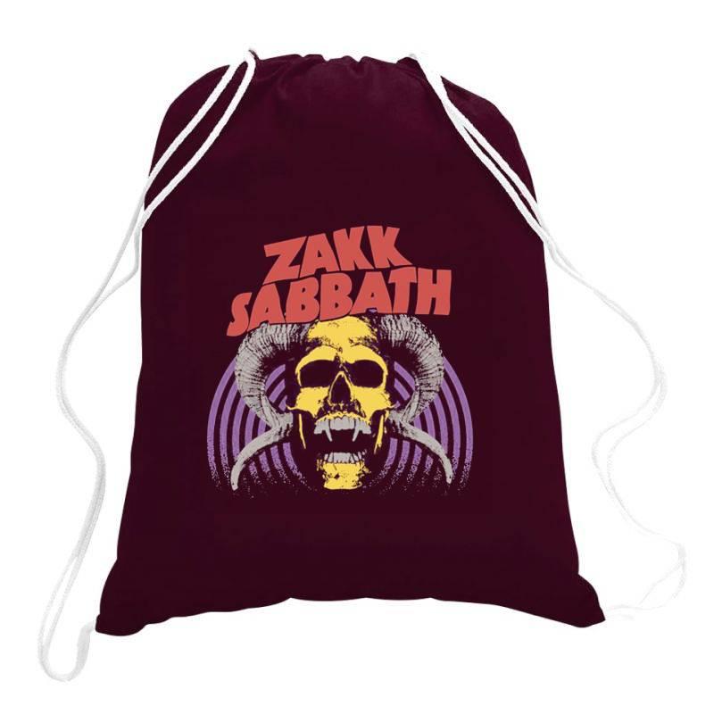 Zakk Sabbath Band Drawstring Bags | Artistshot