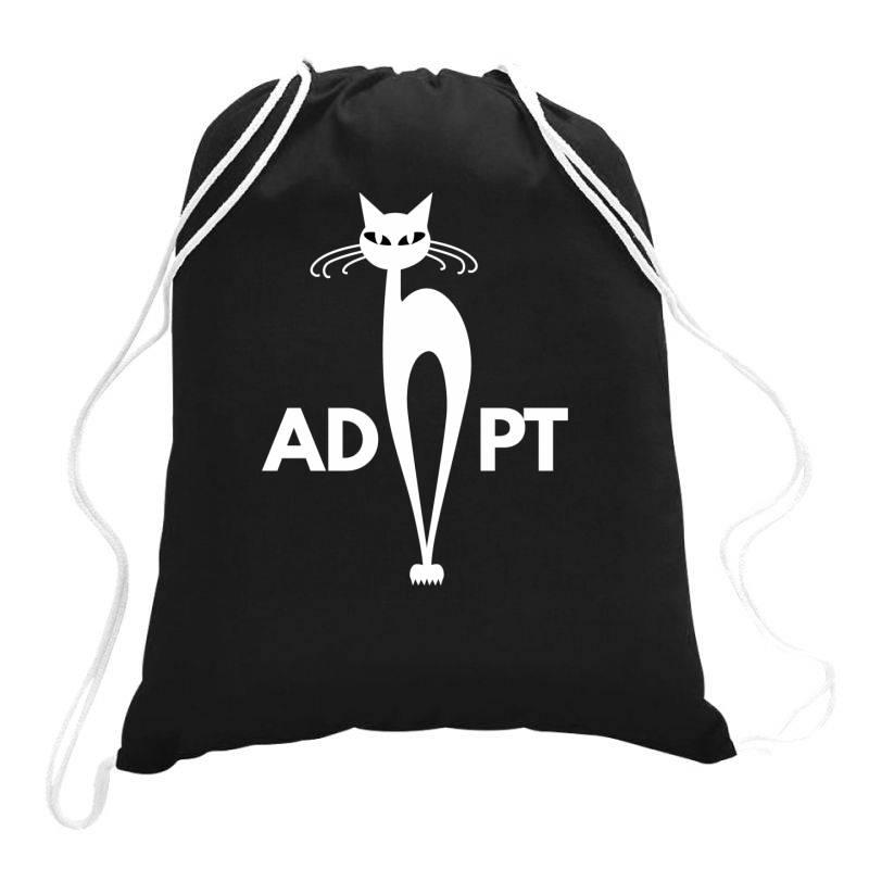 Adopt Drawstring Bags | Artistshot