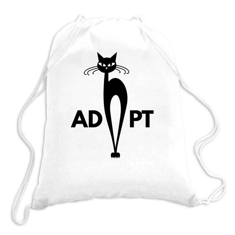 Adopt Drawstring Bags   Artistshot