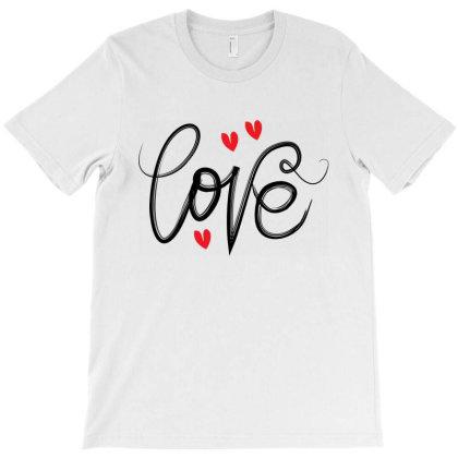 Love T-shirt Designed By Estore