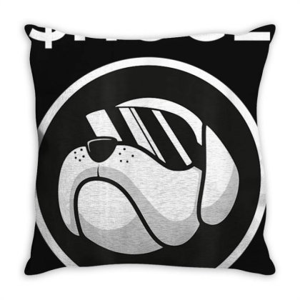 $hoge Army T Shirt Throw Pillow Designed By Nhan0105