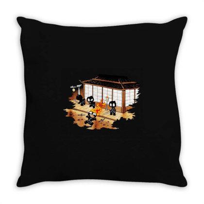Shirt Throw Pillow Designed By Top Seller