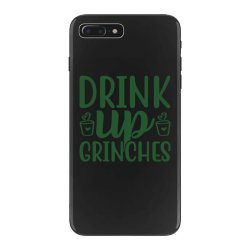 drink up grinches funny t shirt iPhone 7 Plus Case | Artistshot