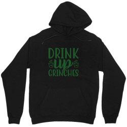 drink up grinches funny t shirt Unisex Hoodie | Artistshot