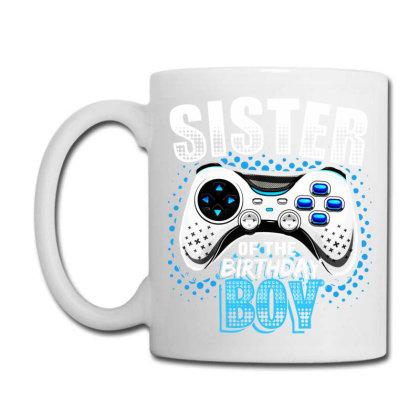 Birthday Boy Matching Video Game Coffee Mug