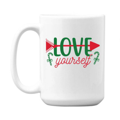 Love Yourself 15 Oz Coffe Mug Designed By Gnuh79