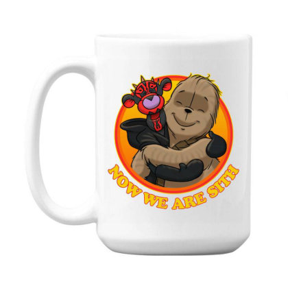 Now We Are Sith 15 Oz Coffe Mug Designed By Lotus Fashion Realm