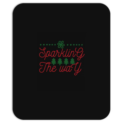 Sparkling The Way Mousepad Designed By Gnuh79