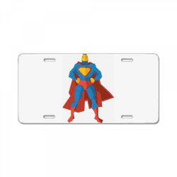 superman License Plate | Artistshot