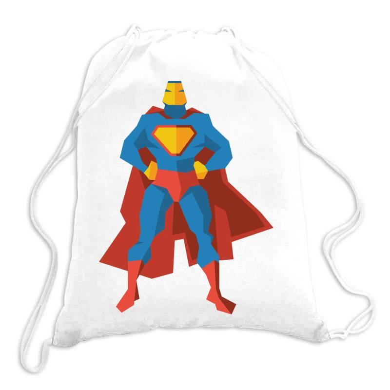 Superman Drawstring Bags   Artistshot