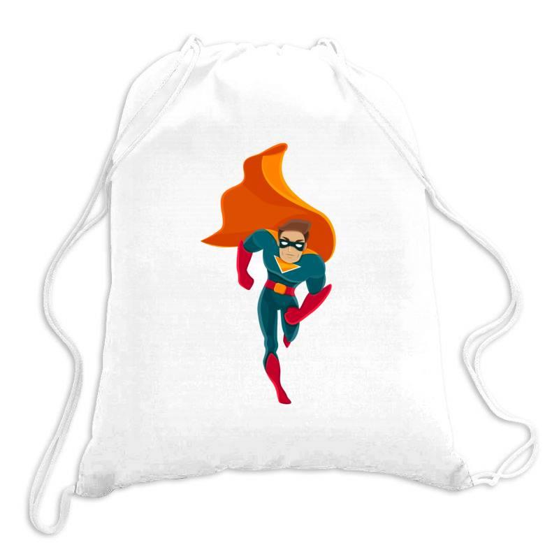 Superman V2 01 Drawstring Bags   Artistshot