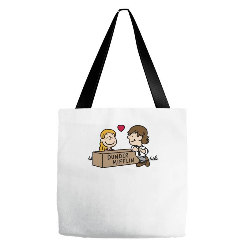 Office Love! Tote Bags | Artistshot