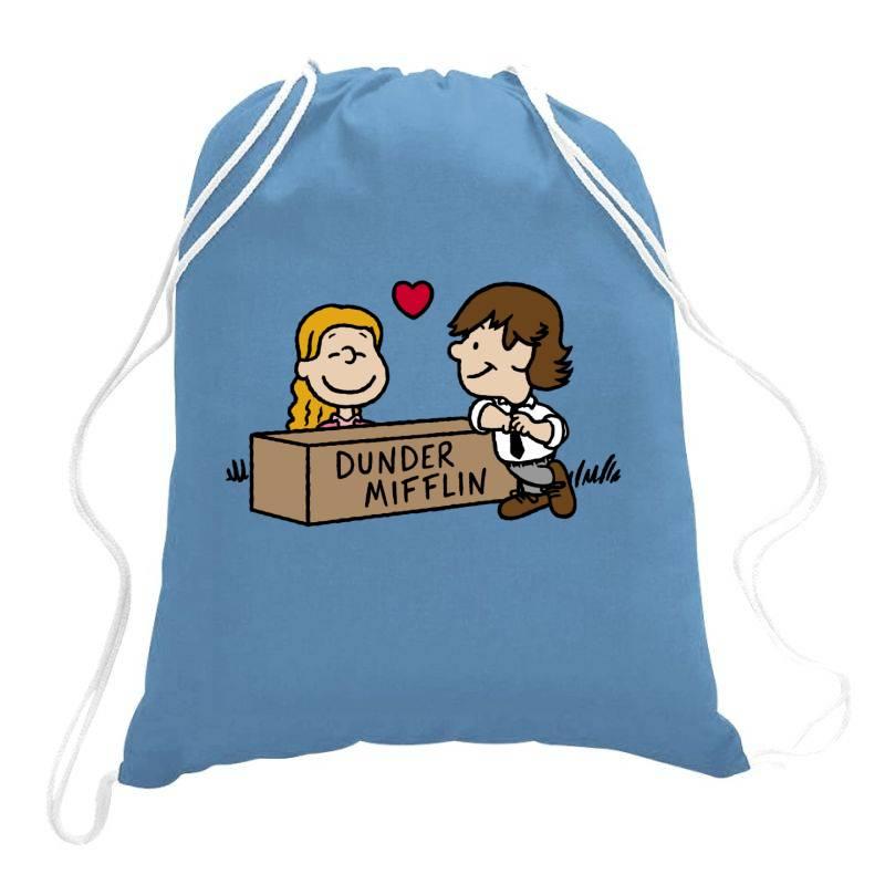 Office Love! Drawstring Bags | Artistshot