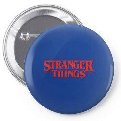 Stranger things Pin-back button | Artistshot