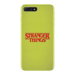 Stranger things iPhone 7 Plus Case | Artistshot