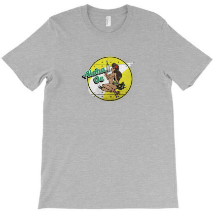 New Aloha Surfing T-shirt Designed By Willo