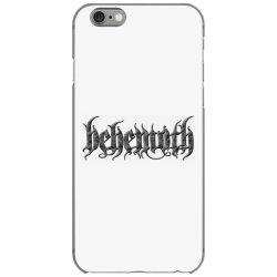 behemoth monster art iPhone 6/6s Case   Artistshot