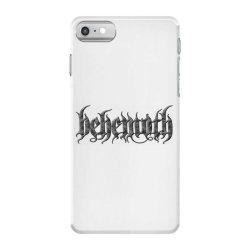 behemoth monster art iPhone 7 Case   Artistshot