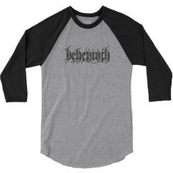 behemoth monster art 3/4 Sleeve Shirt | Artistshot