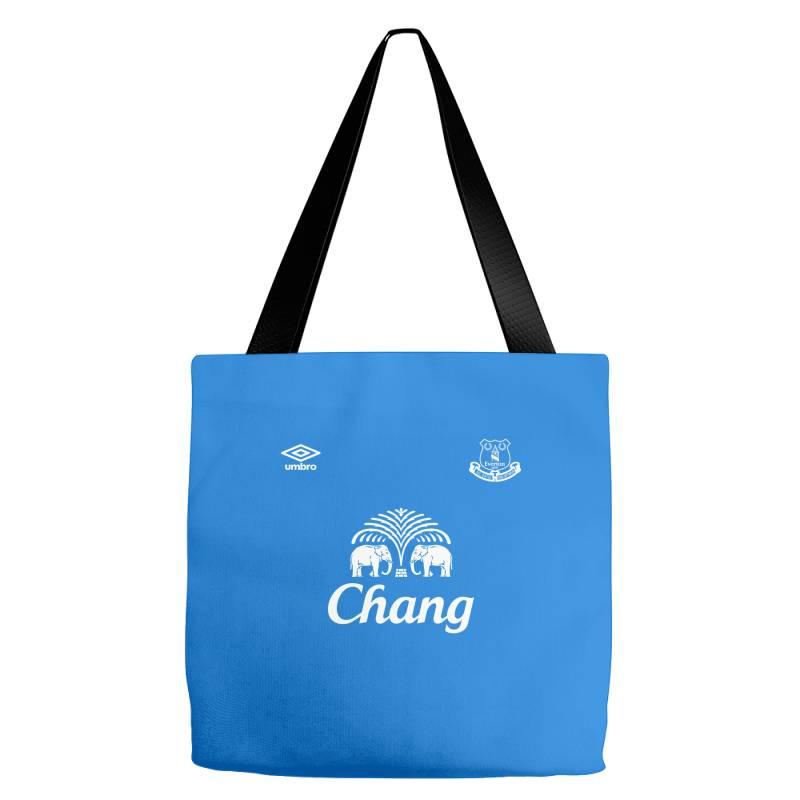 Everton Jersey Tote Bags | Artistshot