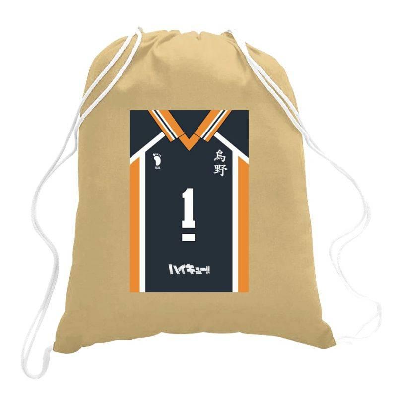 Karasuno Drawstring Bags   Artistshot