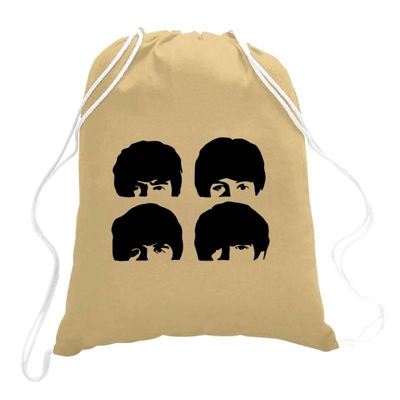 The Beatles Album Drawstring Bags   Artistshot