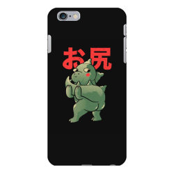 ButtZilla Cute Funny Monster Gift iPhone 6 Plus/6s Plus Case   Artistshot