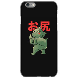 ButtZilla Cute Funny Monster Gift iPhone 6/6s Case   Artistshot